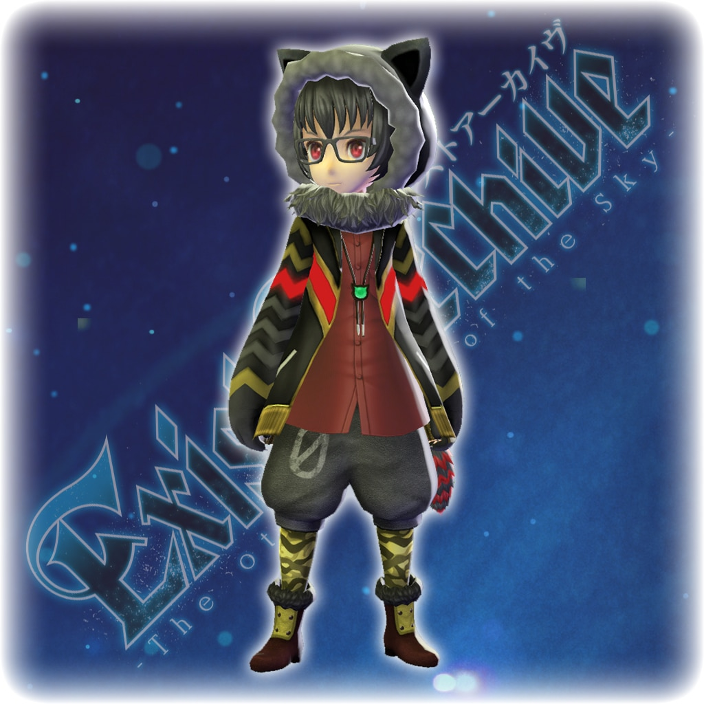Exist Archive - Ren's Color Variation C Costume (English Ver.)