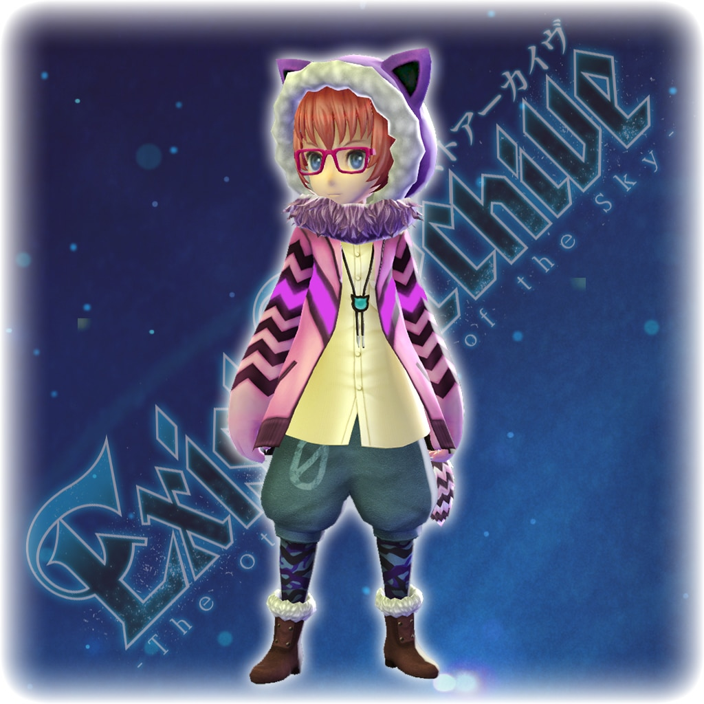 Exist Archive - Ren's Color Variation A Costume (English Ver.)