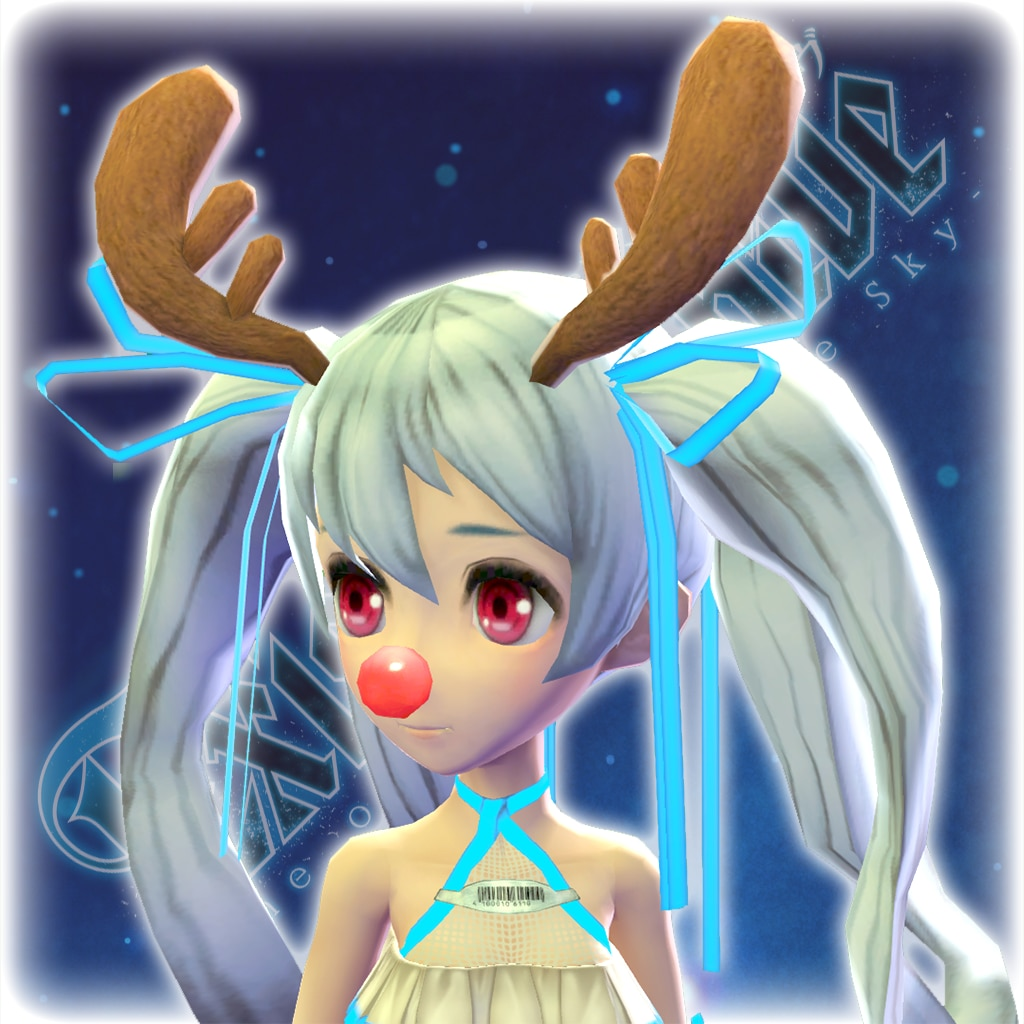 Exist Archive - Mayura's Reindeer Costume (English Ver.)