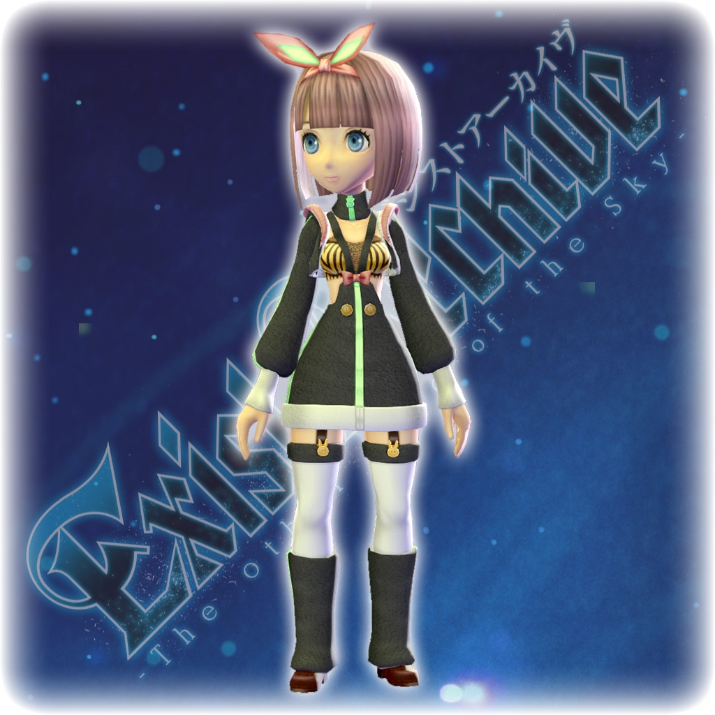 Exist Archive - Koharu's Color Variation B Costume (English Ver.)