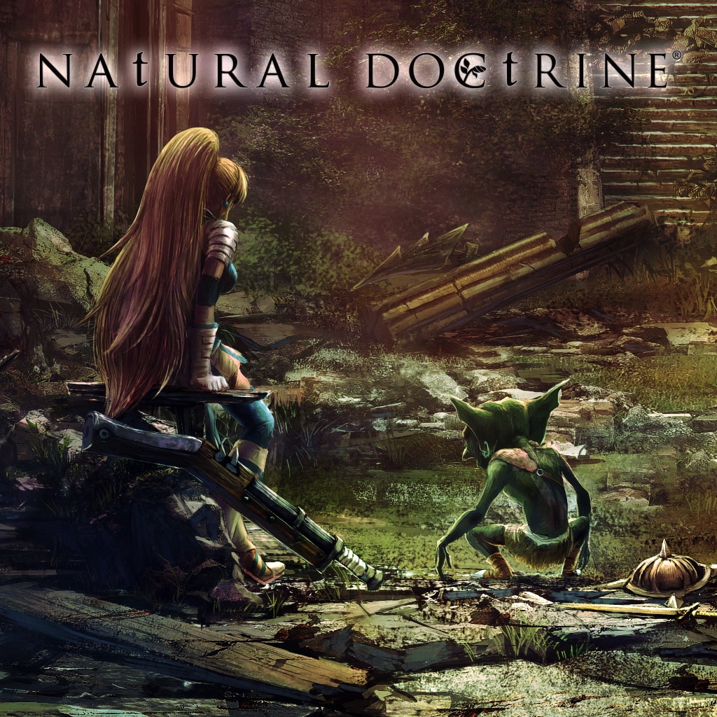 NAtURAL DOCtRINE full game (English Ver.)