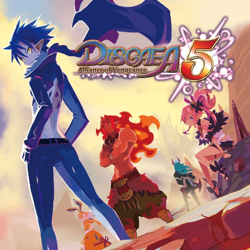 DISGAEA 5: ALLIANCE OF VENGEANCE DEMO