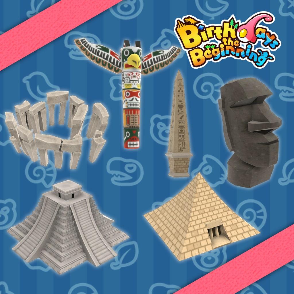World Monument Set