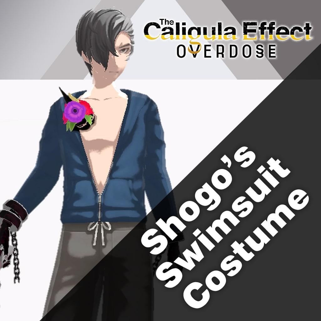 The Caligula Effect: Overdose - Shogo's Swimsuit Costume