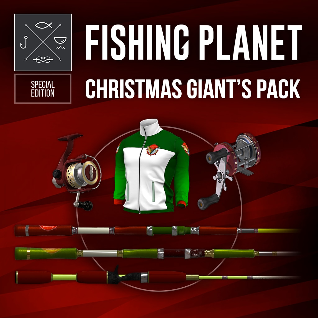 Fishing Planet: Christmas Giant's Pack