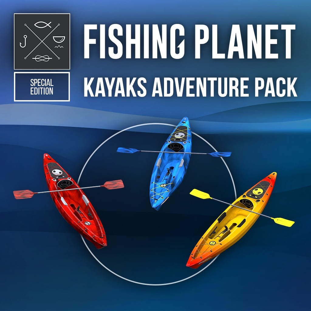 Kayaks Adventure Pack