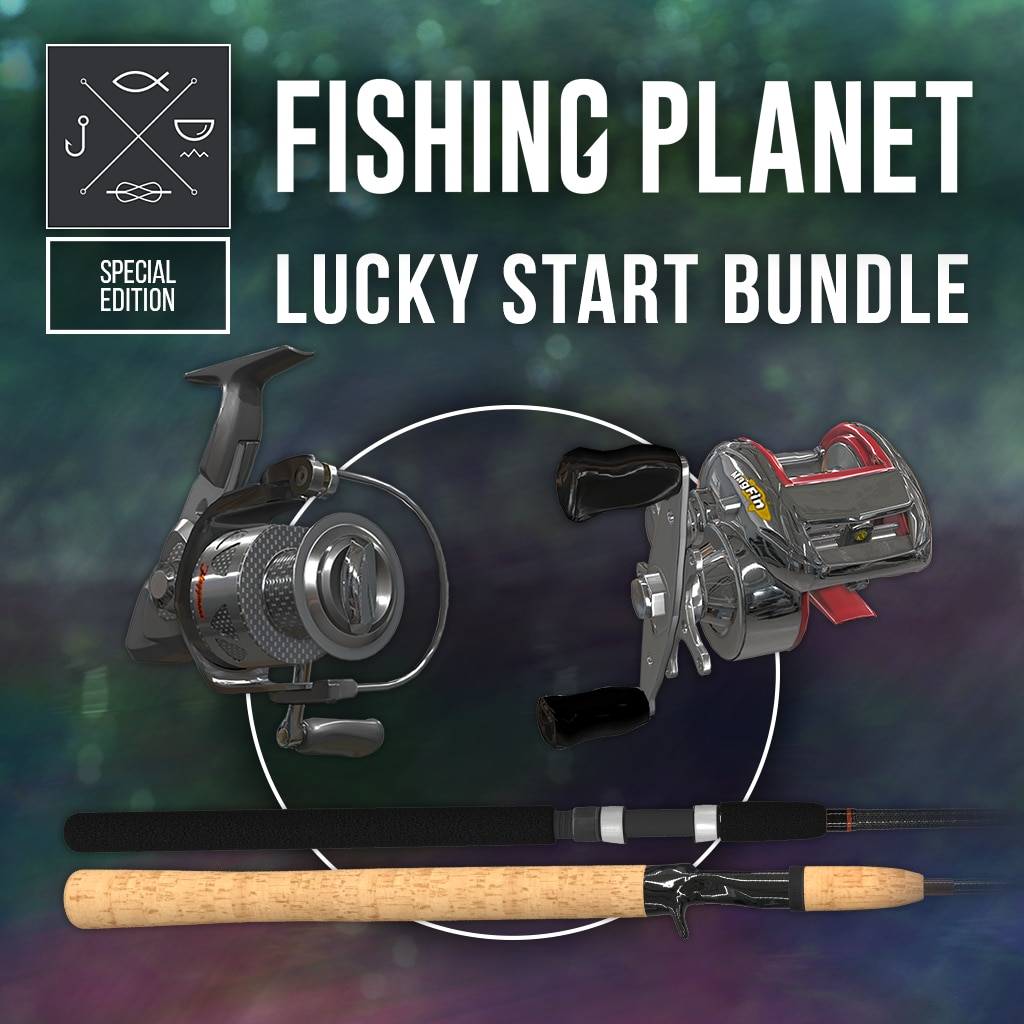Fishing Planet: Lucky Start Bundle