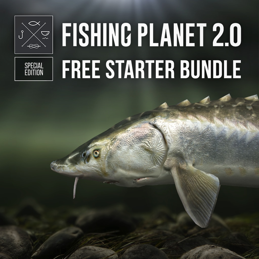 Fishing Planet 2.0: Free Starter Bundle