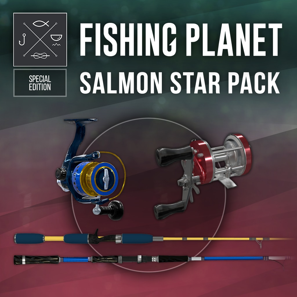 Fishing Planet: Salmon Star Pack