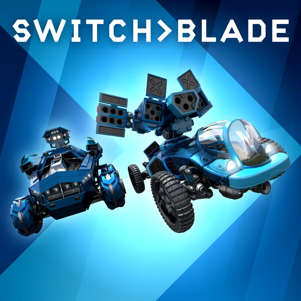 Switchblade : PlayStations®Plus V.I.P. Pack 1