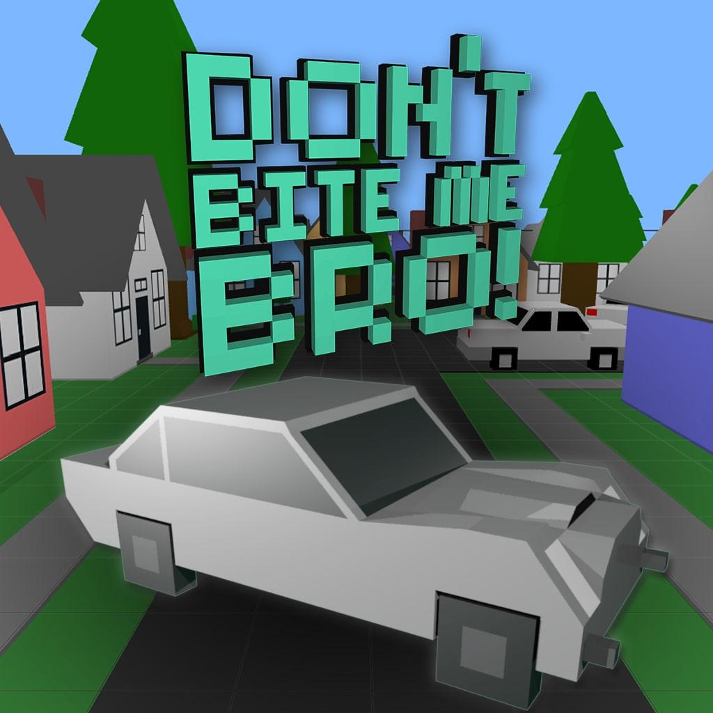 Don't Bite Me Bro! - Spy Car