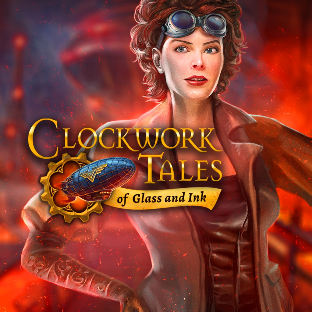 Clockwork Tales: Of Glass and Ink Demo