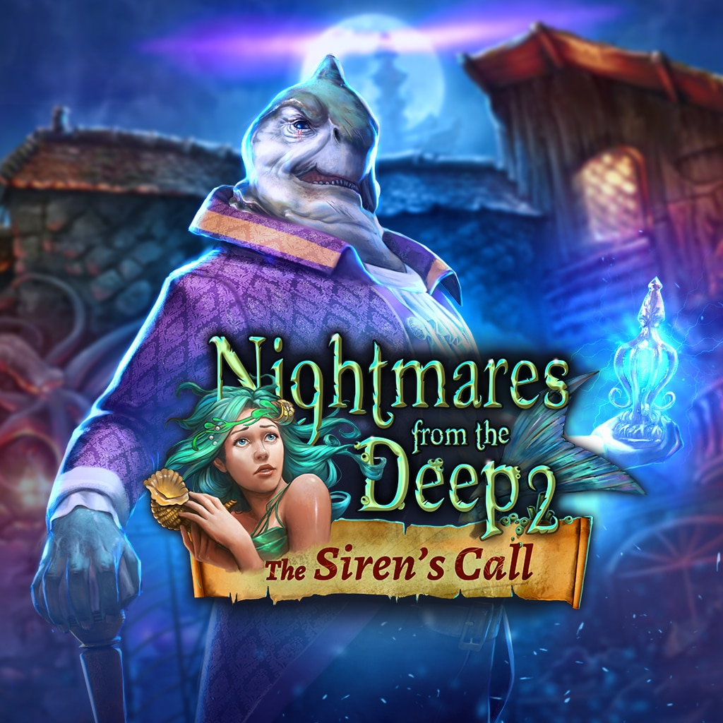 Nightmares from the Deep 2: The Siren's Call Demo