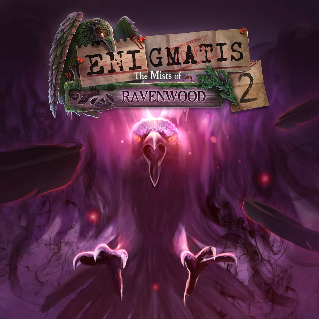 Enigmatis 2: The Mists of Ravenwood Demo