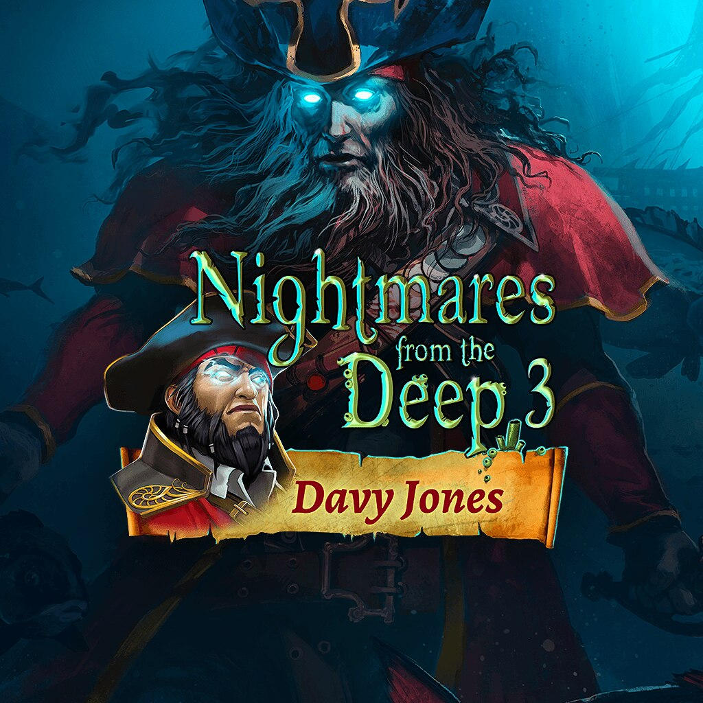 Nightmares from the Deep 3: Davy Jones Trial