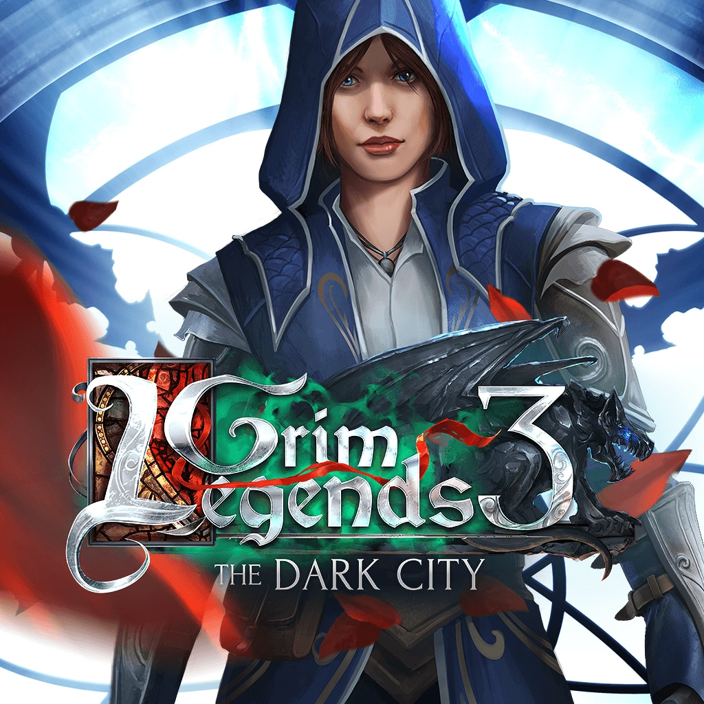 Grim Legends 3: The Dark City Trial