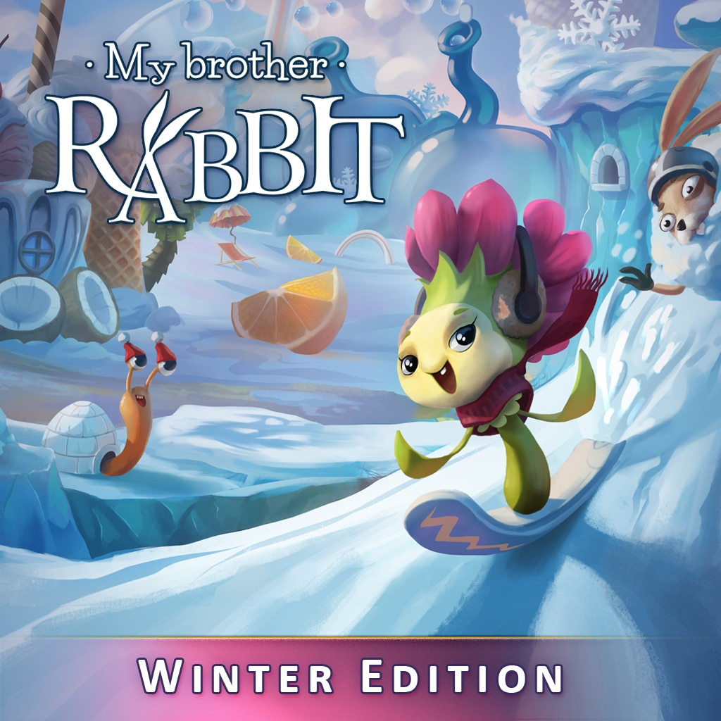 My Brother Rabbit Winter Edition