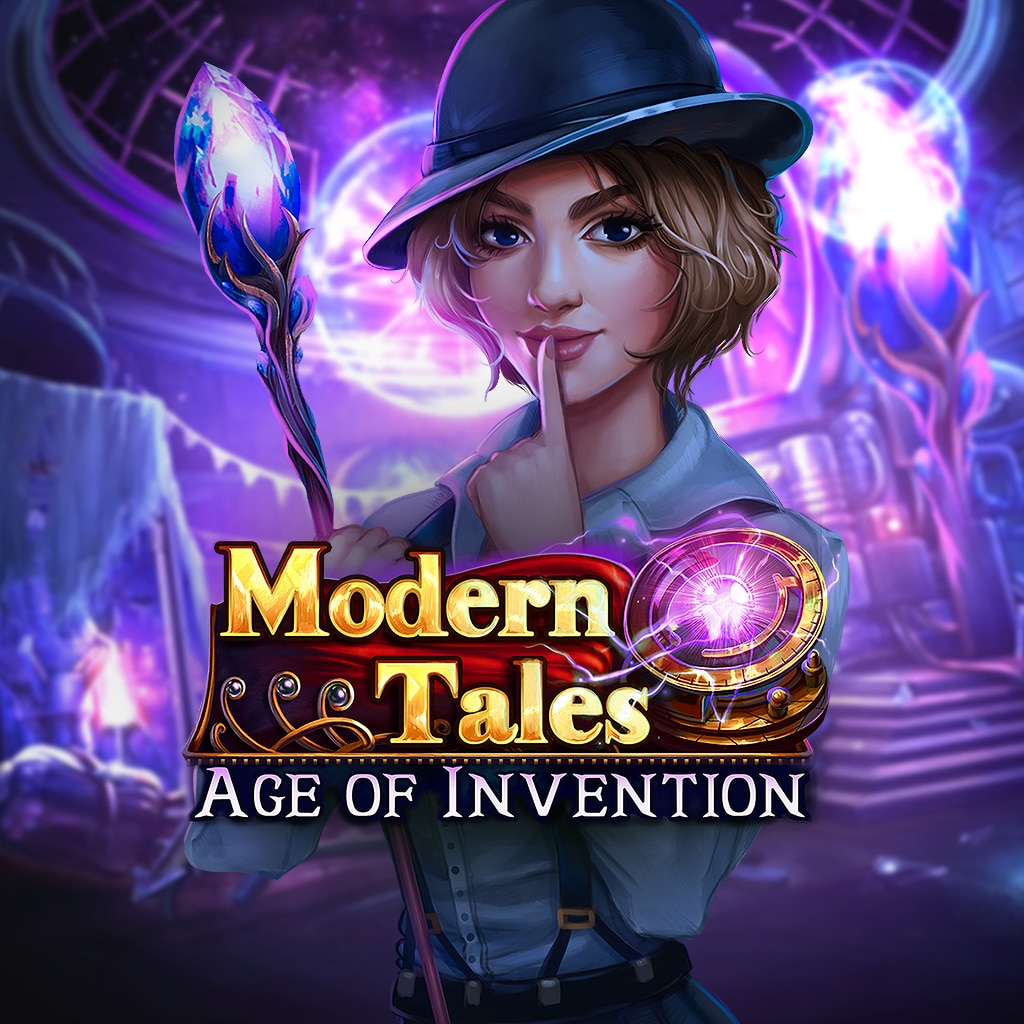 Modern Tales: Age of Invention Trial