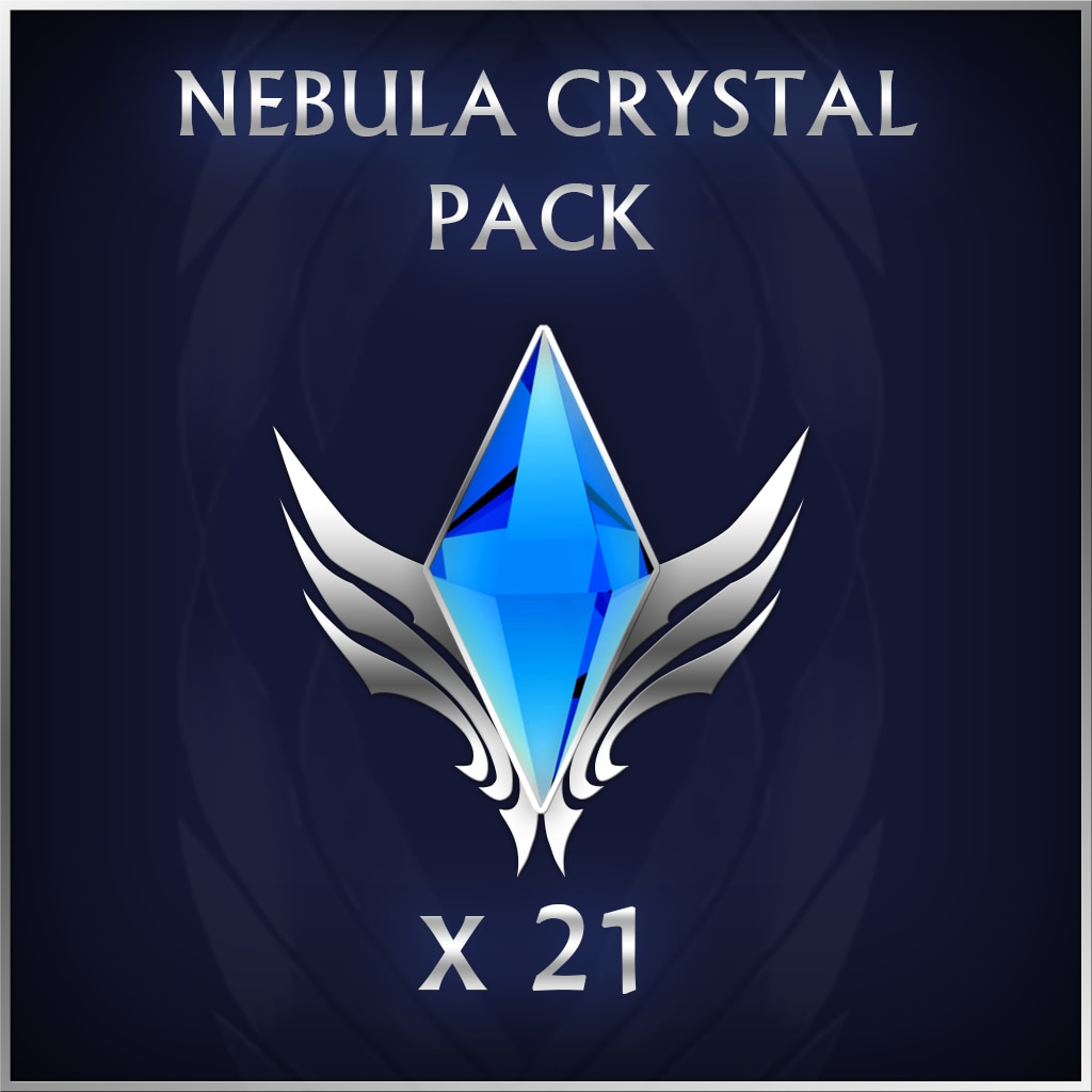 CRYSTAL PACK x21