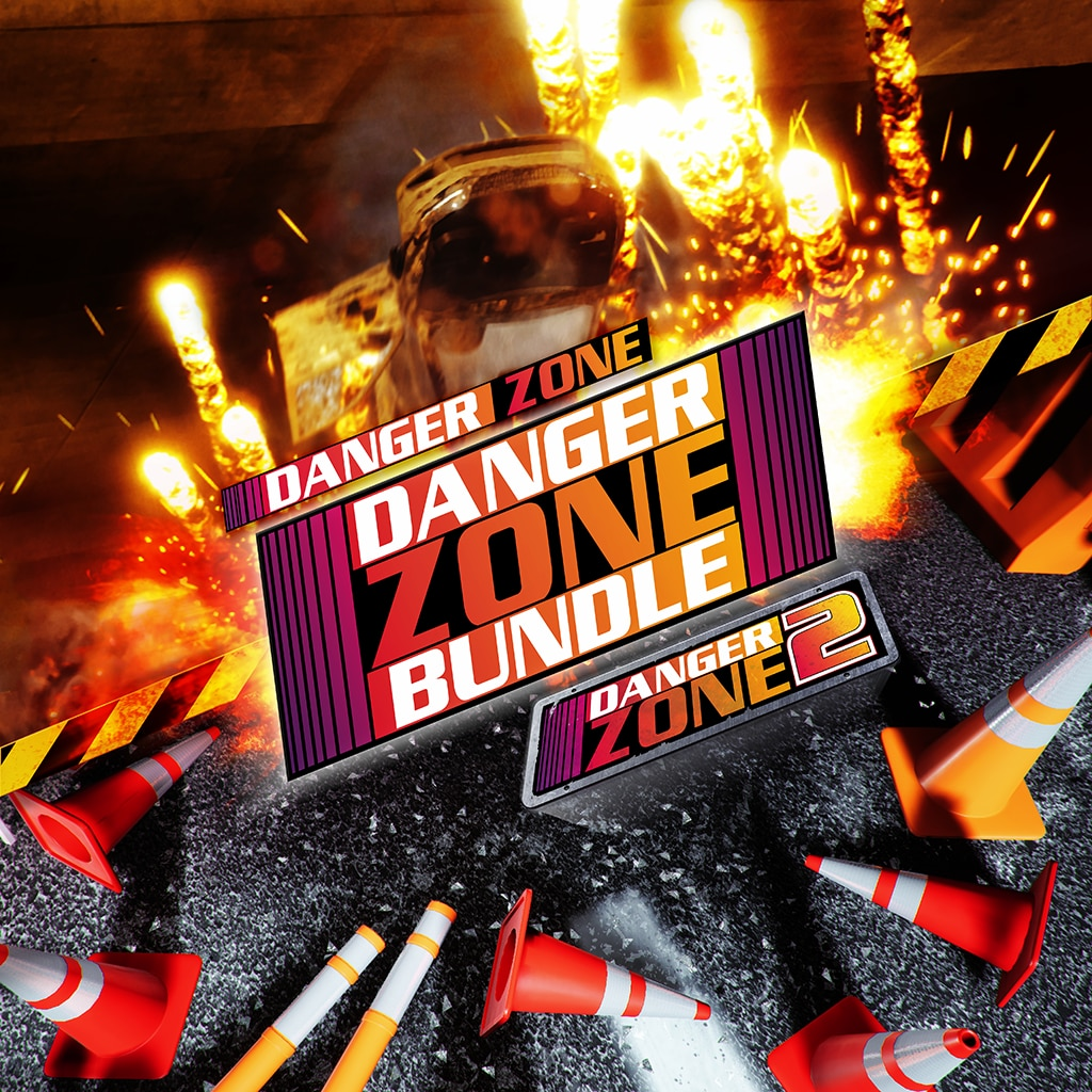Danger Zone Bundle - Danger Zone and Danger Zone 2