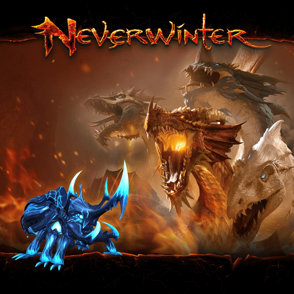 Neverwinter Paquete Blue Glazed