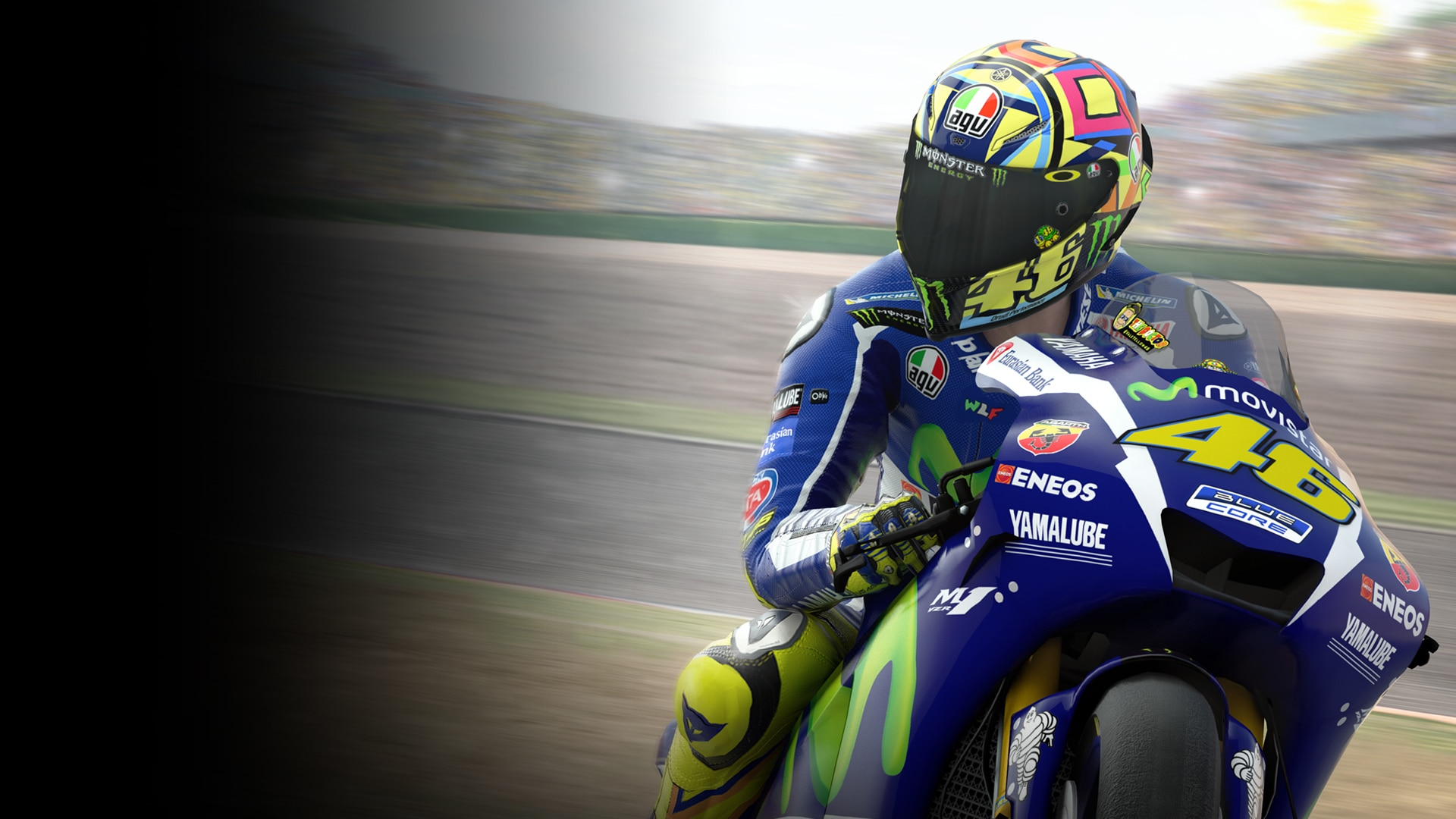 Real Events 1: 2016 MotoGP™ Season