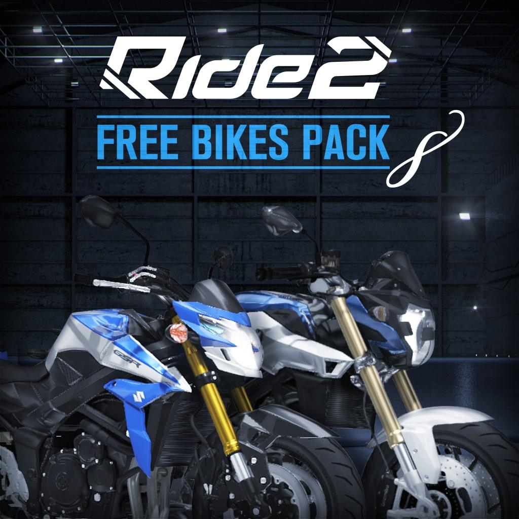 Ride 2 Free Bikes Pack 8