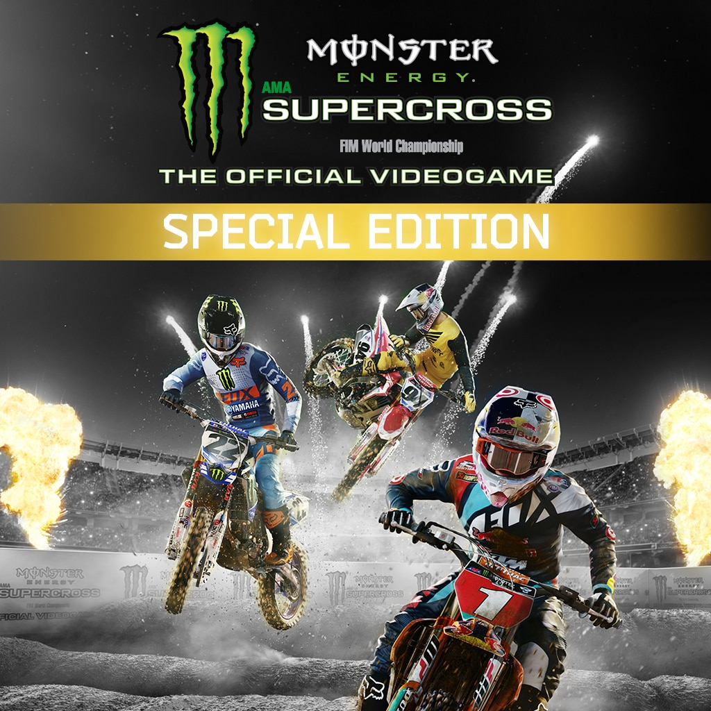 Monster Energy Supercross - Special Edition