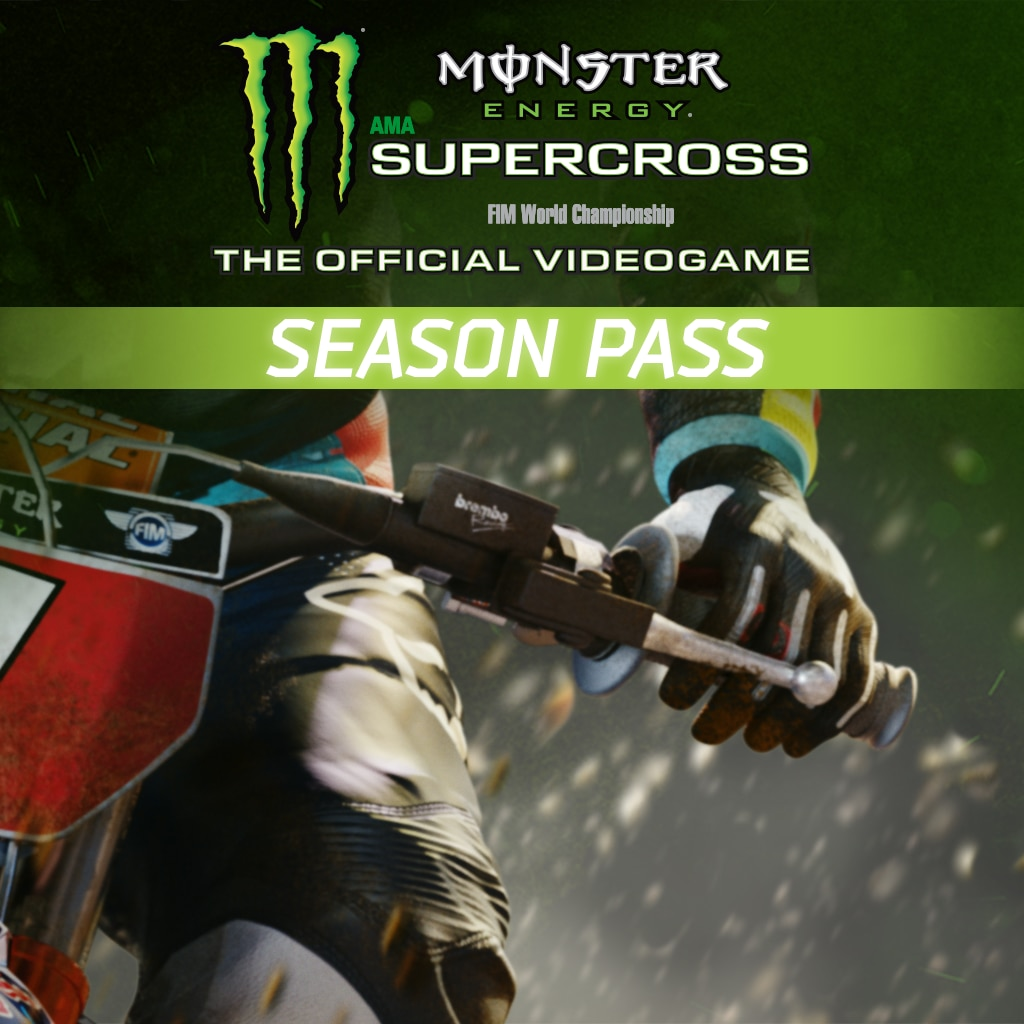Monster Energy Supercross - Season Pass