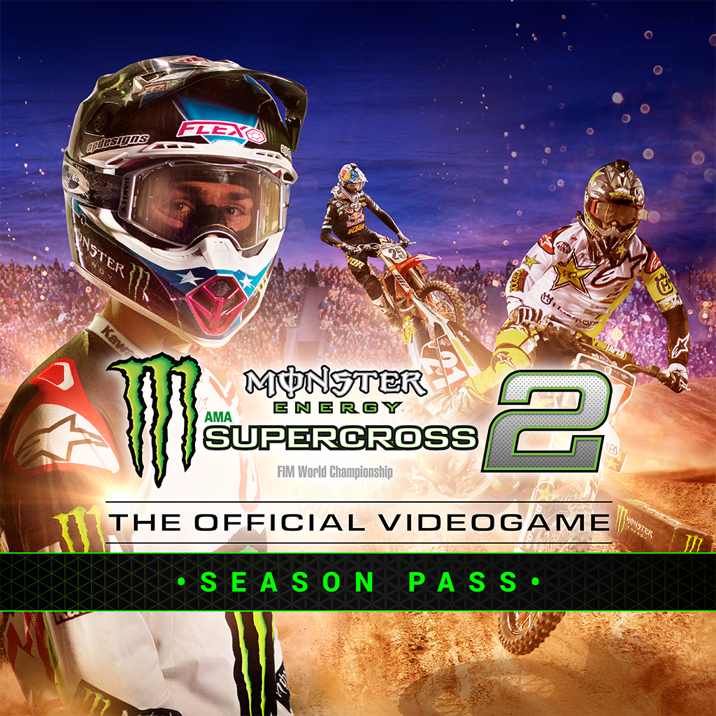 Monster Energy Supercross 2 - Season Pass