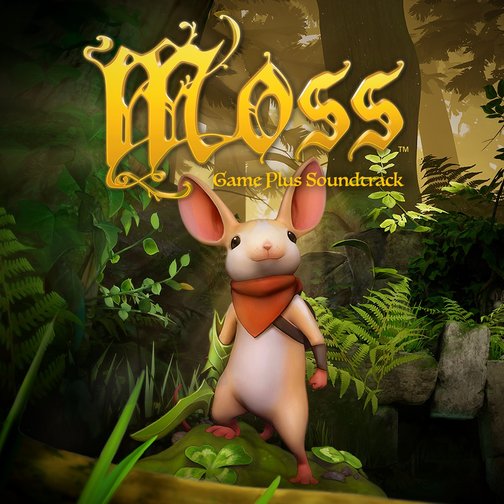 Moss + Soundtrack Bundle