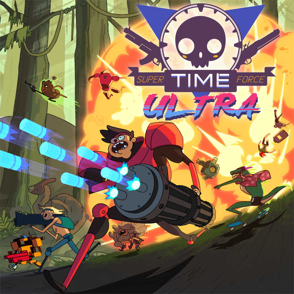 SUPER TIME FORCE ULTRA (英文版)