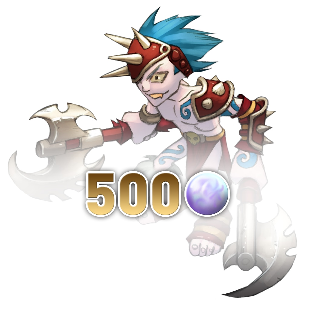 500 Rainbow Pearls (Gorodo) (英文版)