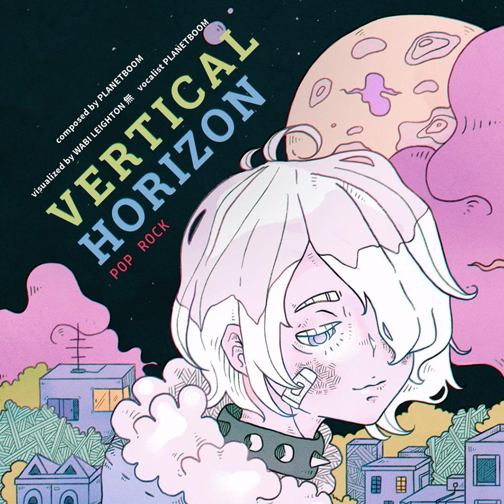 SUPERBEAT: XONiC - Vertical Horizon