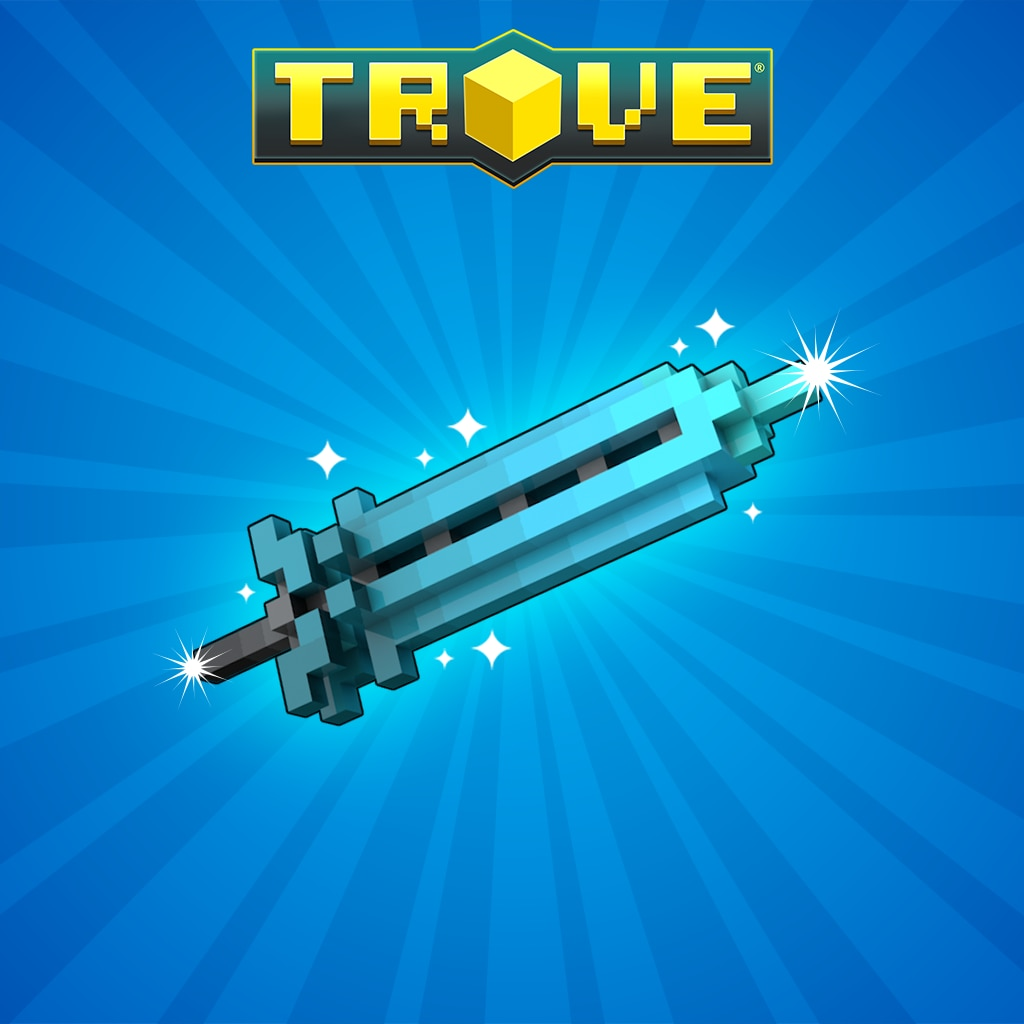 Trove - Wraithflame Weapon Style