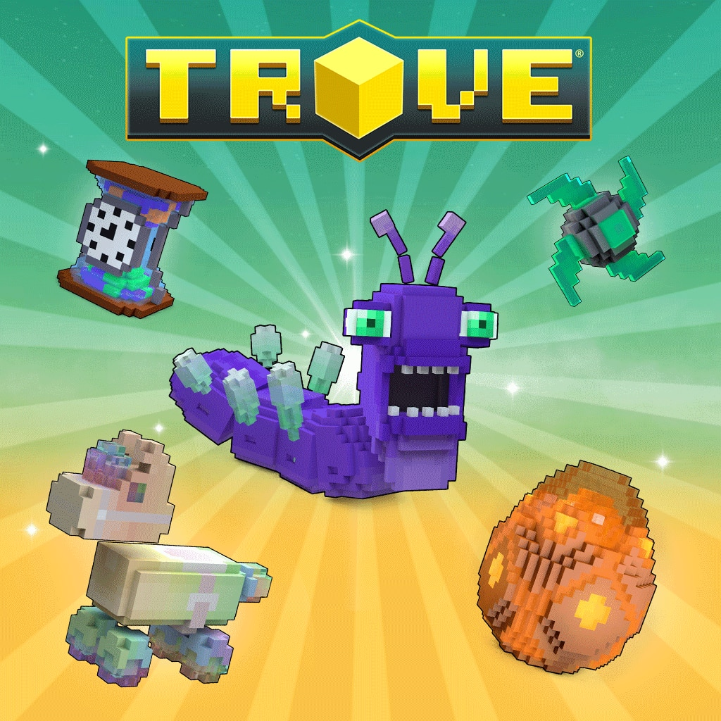 Trove - Geode Companion Pack 1