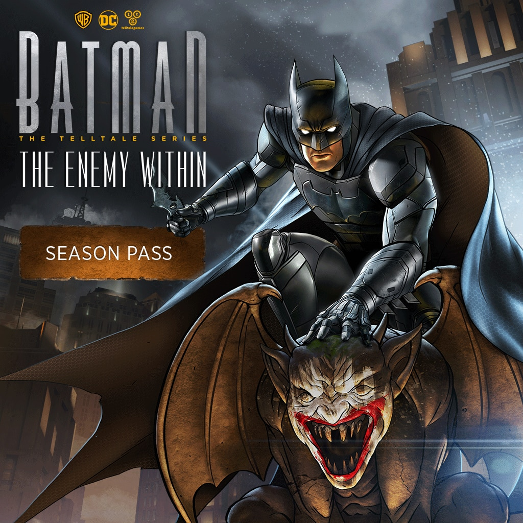 Batman: El Enemigo Dentro - Season Pass