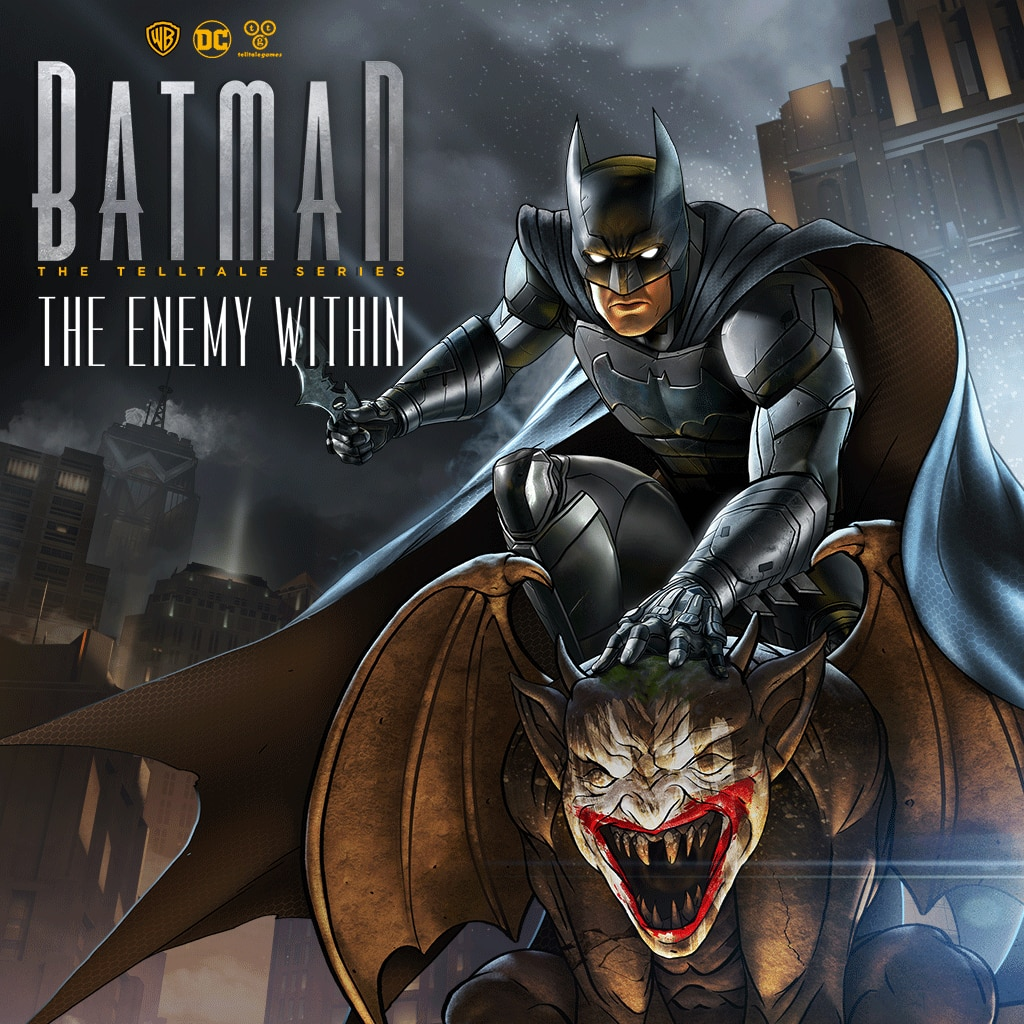 Batman: El Enemigo Dentro - Episode 1