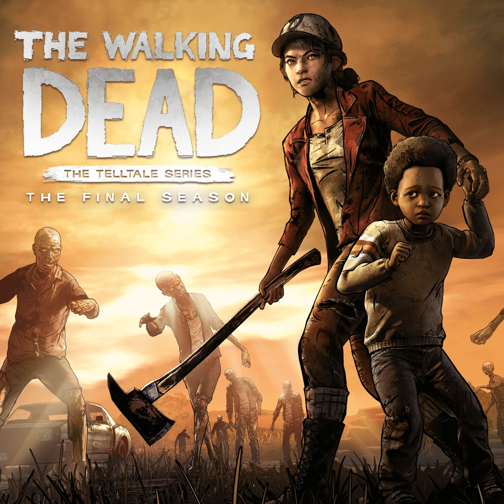 The Walking Dead: La temporada final - Demo