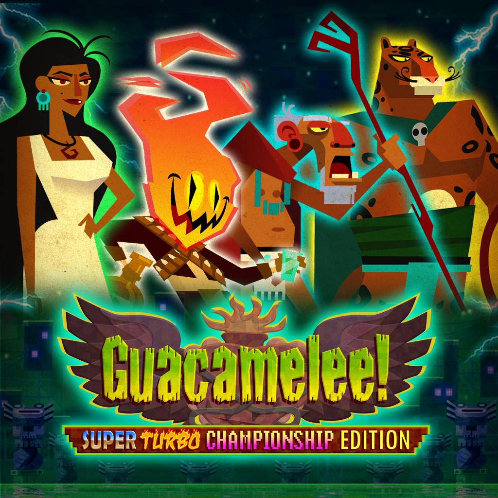 Guacamelee! STCE 'Frenemies' Character Pack (英文版)