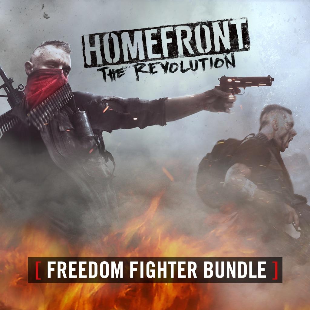 Homefront®: The Revolution 'Freedom Fighter' Bundle