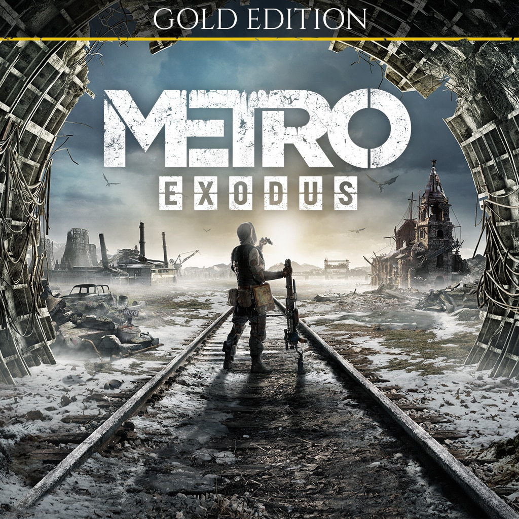 Metro Exodus Gold Edition (English/Chinese/Korean Ver.)