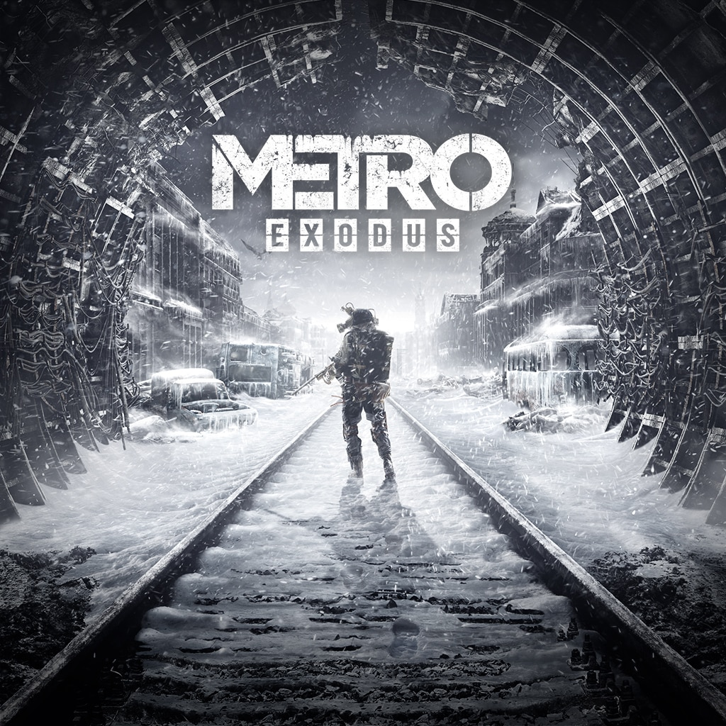 Metro Exodus (English/Chinese/Korean Ver.)