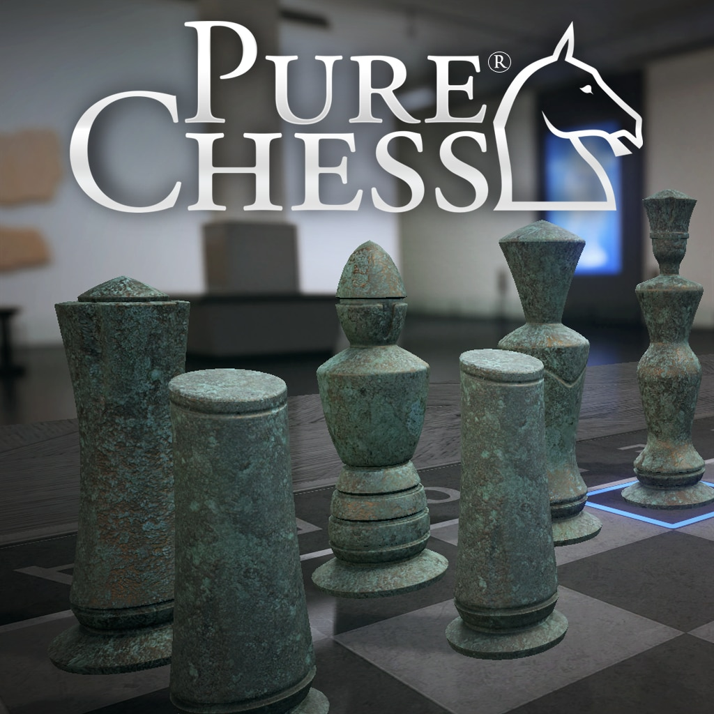 Pure Chess® Battalion Chess Set (英文版)