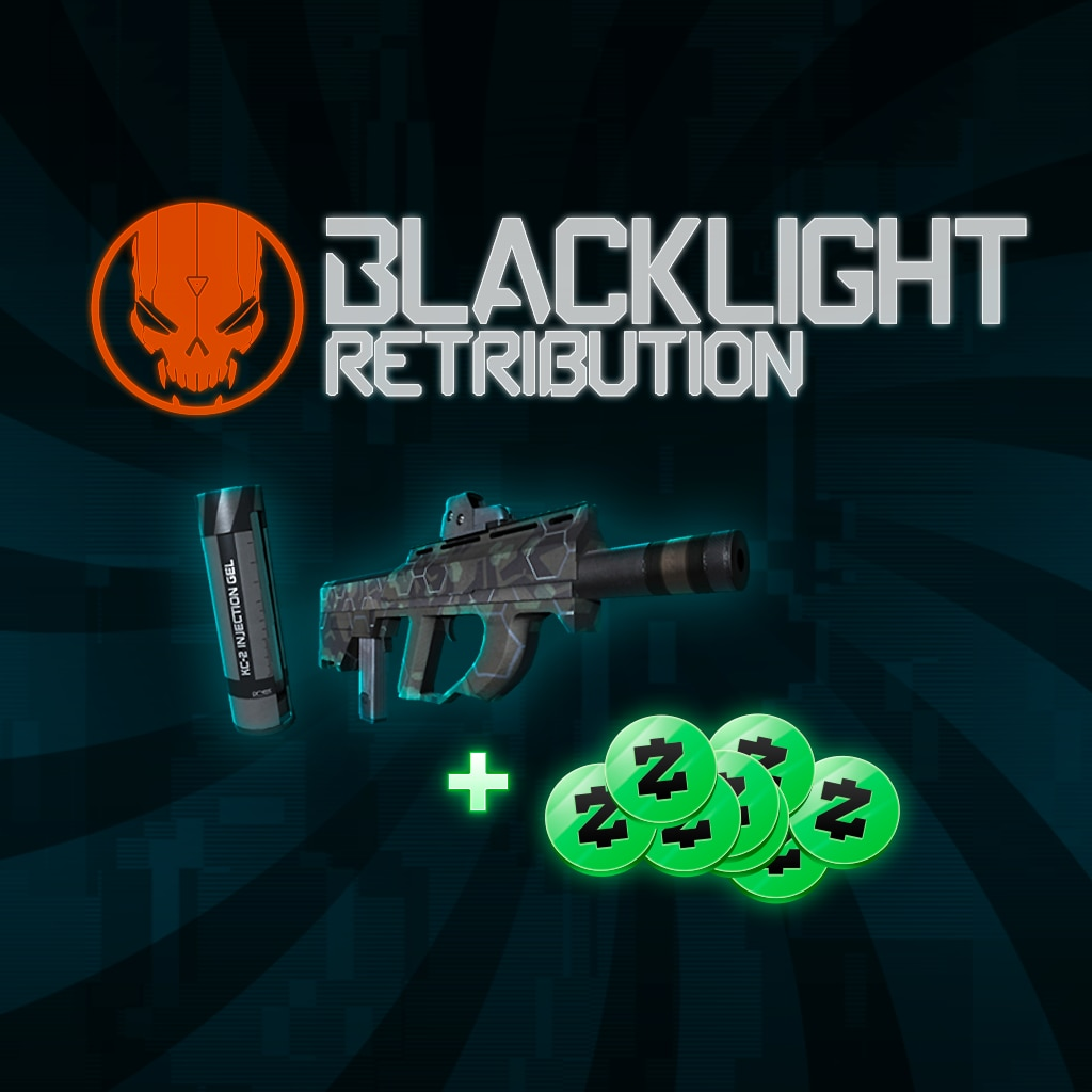 Blacklight: Retribution PlayStation®Plus Pack