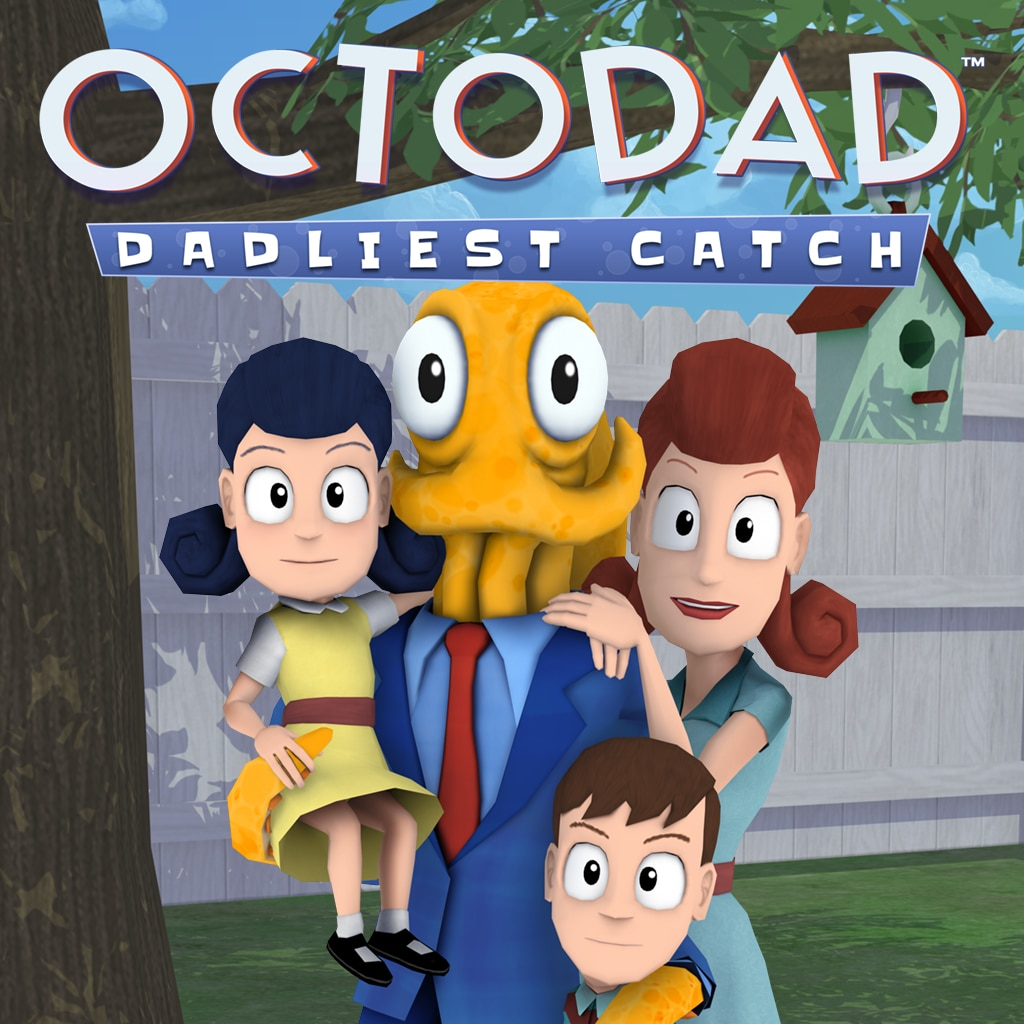 Octodad: Dadliest Catch full game (English Ver.)