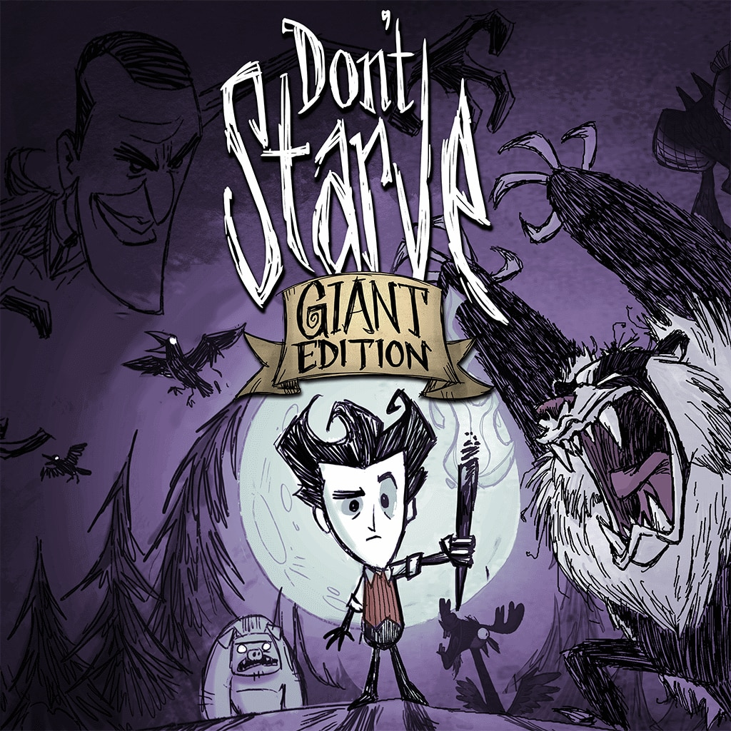 Don't Starve: Giant Edition full game (English Ver.)