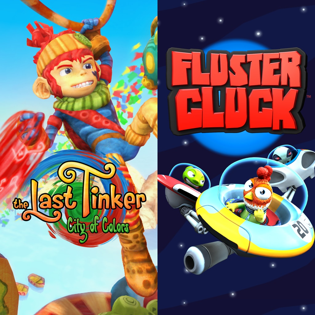The Last Tinker & Fluster Cluck Mini Bundle