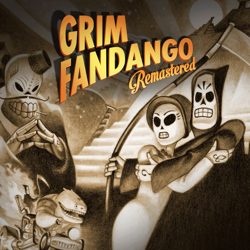 Grim Fandango Remastered (English Ver.)