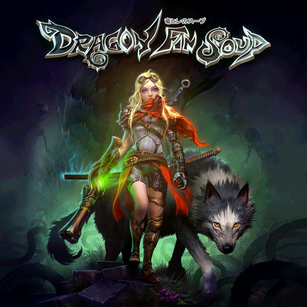 Dragon Fin Soup (English/Japanese Ver.)